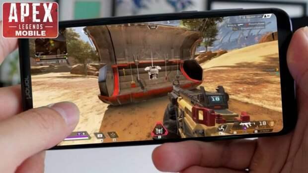Игра Apex Legends появится на смартфонах
