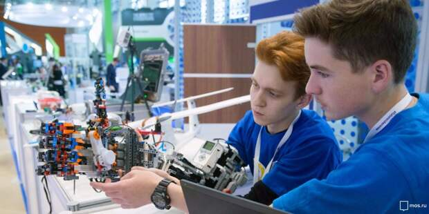 В технопарке на Вильгельма Пика пройдет серия бесплатных мастер-классов для детей