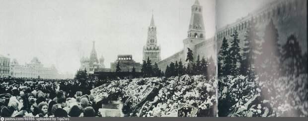 Похороны Сталина. Илья Варламов.