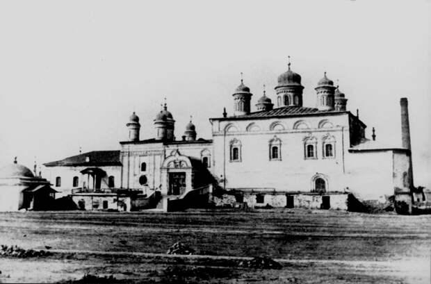 Троицкий монастырь в Астрахани