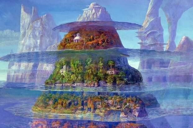 Мировая гора Меру. В мифах и легендах народов мира