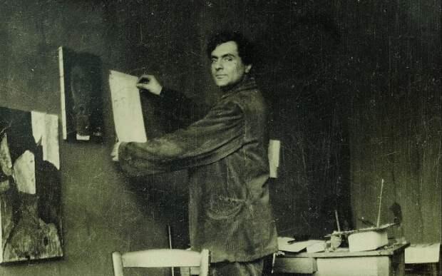 Легендарный живописец. \ Фото: timesofisrael.com.