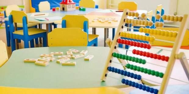 Московские детские сады возобновили работу в обычном режиме. Фото: mos.ru