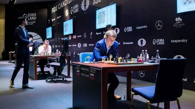 Турнир претендентов 2021, как сыграли российские шахматисты, результаты