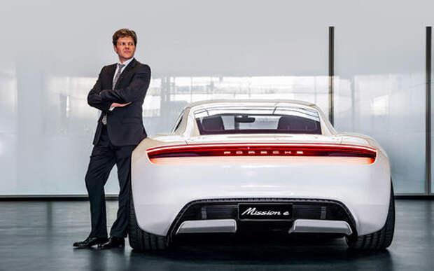 Первый Porsche на электричестве: репортаж с завода
