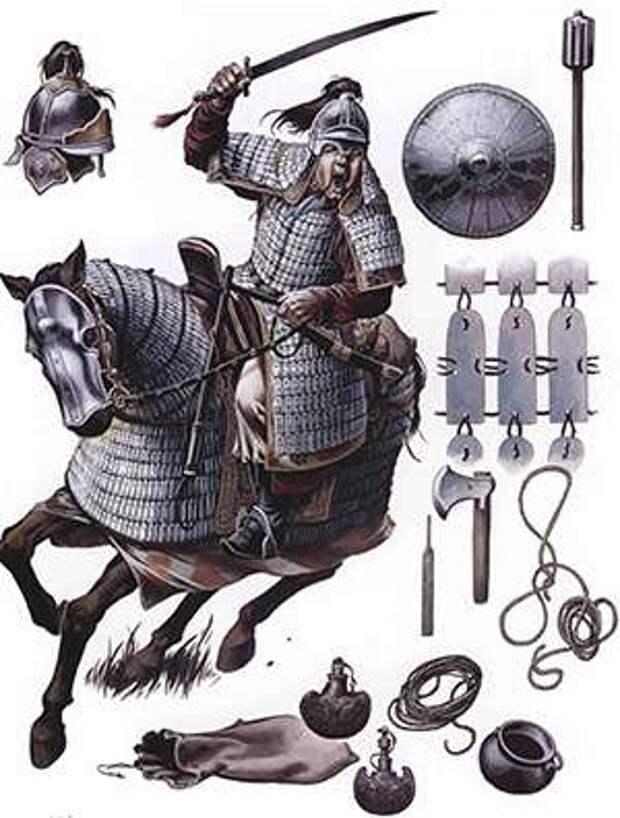 Сражения при Легнице и на реке Шайо. Монголы в Восточной Европе