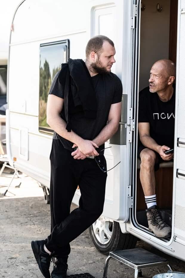 Сергей и Федор Бондарчук