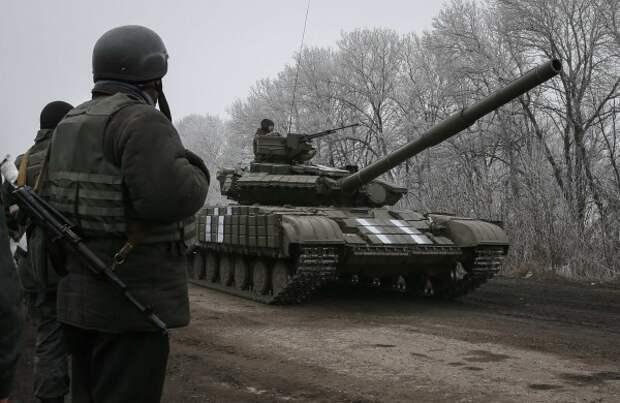 Украинские националисты надеются отвоевать Крым и Донбасс