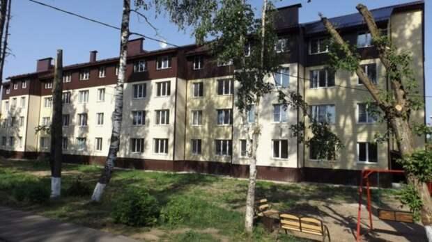 Названы сроки ввода проблемного ЖК «Симферопольский» в Подольске