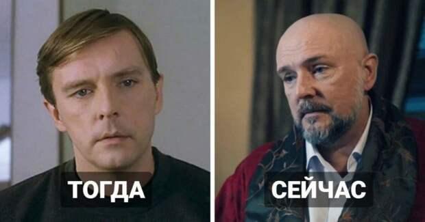 Как выглядели актёры из популярных сериалов 2000-х тогда и сейчас
