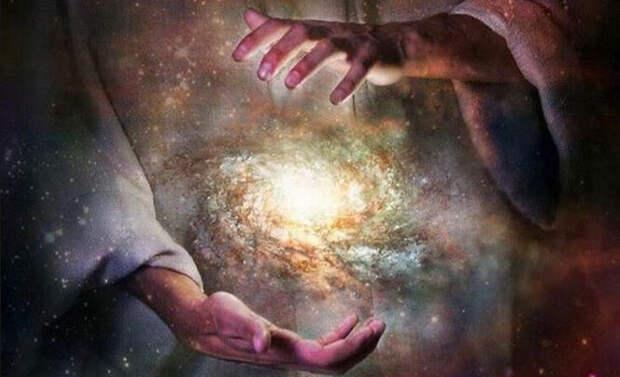 Вселенная является мыслью Бога