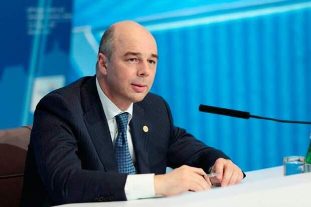 Силуанов сообщил сколько человек зарегистрировались в качестве самозанятых