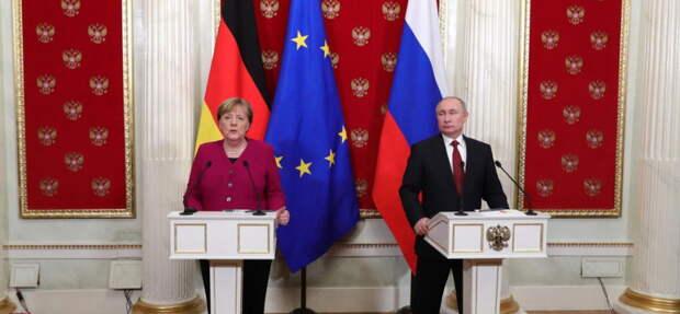 Зе-офис добивается встречи с Путиным и Меркель