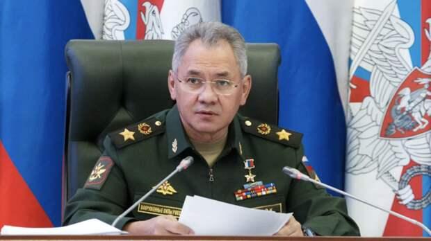 Шойгу прибыл в Ереван в составе делегации