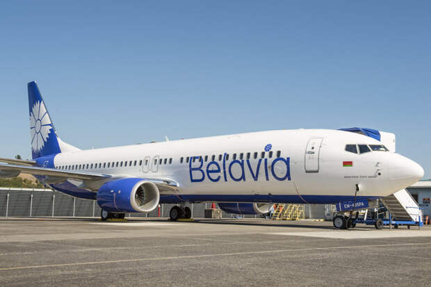 Самолёт Belavia совершил аварийную посадку в Москве