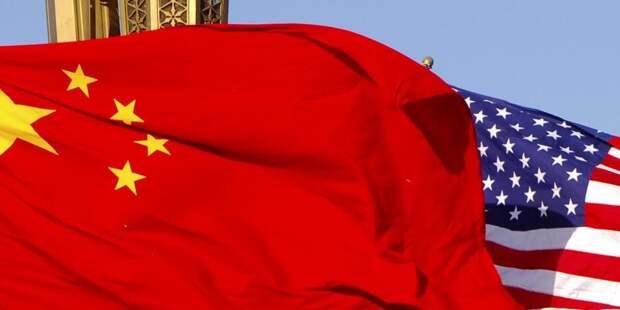Напряжение между США и КНР растет
