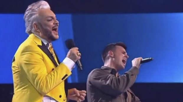 Кирилл Туриченко расплакался во время своей прощальной речи в шоу «Маска»