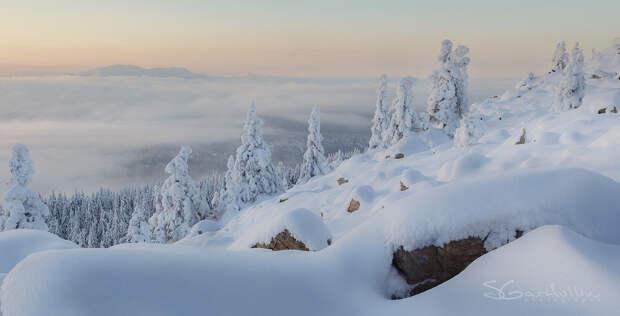 Южный Урал, Зюраткуль