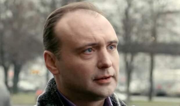У актера Марка Горонка случился конфликт с директором из-за посягательств на квартиру артиста