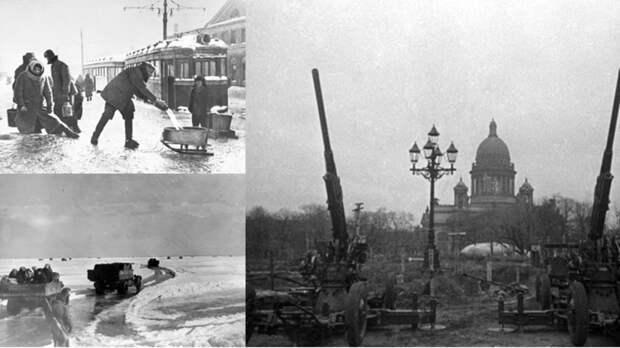 ВОренбуржье осталось только 50 жителей блокадного Ленинграда