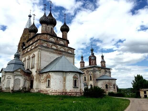 О селе Парское Ивановской области