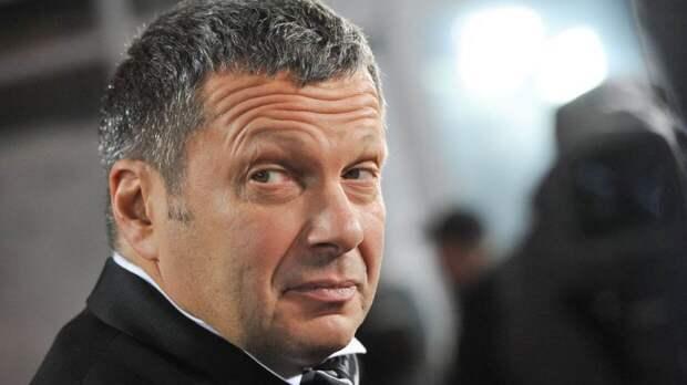 Соловьев ответил Зеленскому на видеообращение к Путину