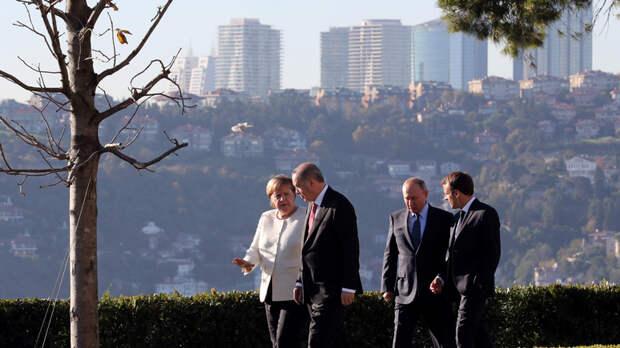 Le Figaro: разделяй и властвуй — как Путин играет на слабостях европейцев