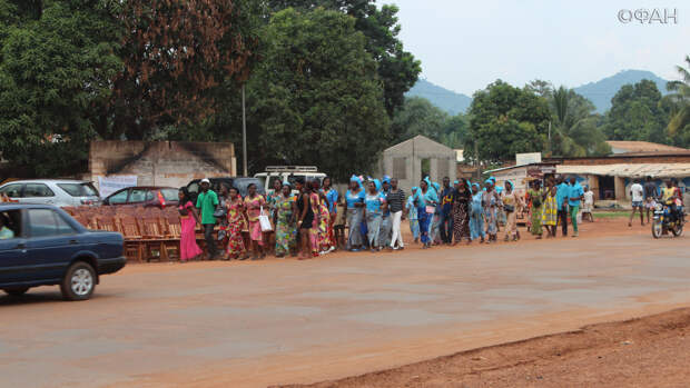 Выборы в ЦАР: экзамен на зрелость для всей страны