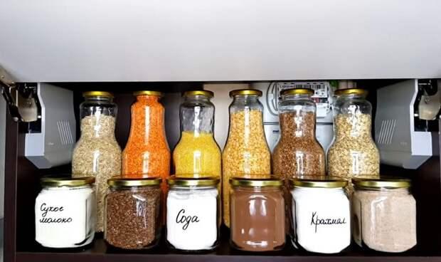 Идеи, которые помогут решить проблему кухонного хаоса