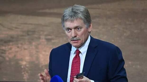 Кремль— партнерам наЗападе: Откажитесь отмассового антироссийского психоза!