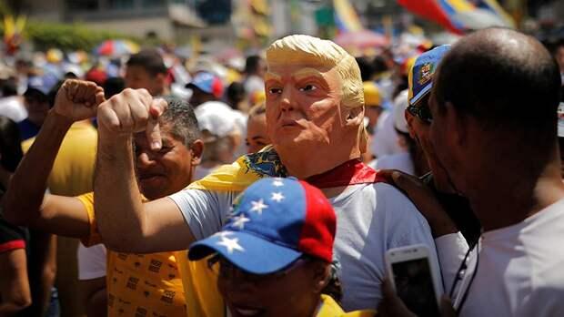 Крах гегемонии США: вторжение в Венесуэлу станет точкой невозврата