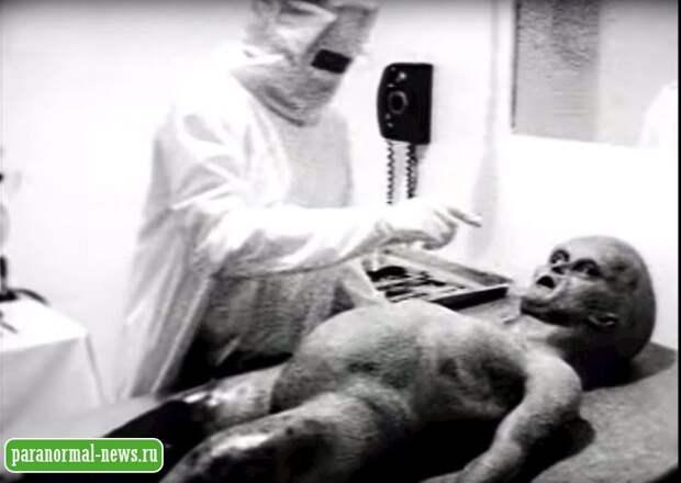 «Серые» пришельцы на самом деле биороботы: Откровения полковника Корсо