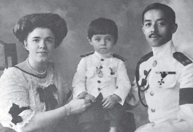 Екатерина Десницкая: как русская дворянка стала принцессой Таиланда