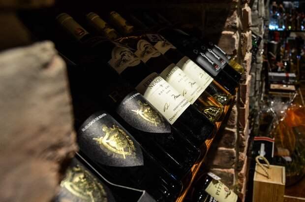 Новый закон о виноделии может привести к дефициту импортного алкоголя