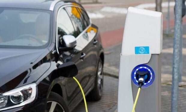 В Севастополе появилась первая заправка для электромобилей