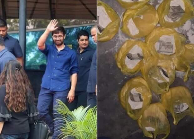 Как индийский актёр Аамир Хан, помог бедным и проучил жадных