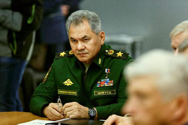 Шойгу сообщил об «уникальной операции» России в Сирии и срыве сразу трех провокаций Запада с химоружием