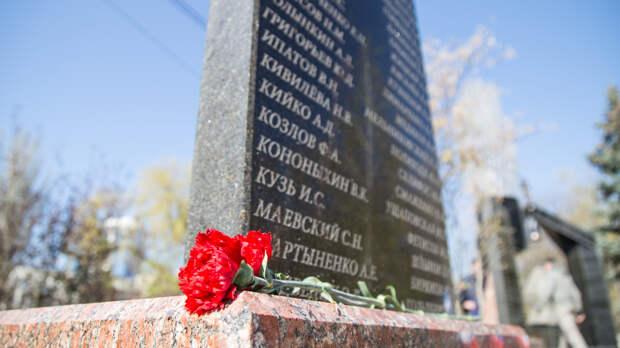 Аксёнов почтил память ликвидаторов Чернобыльской катастрофы