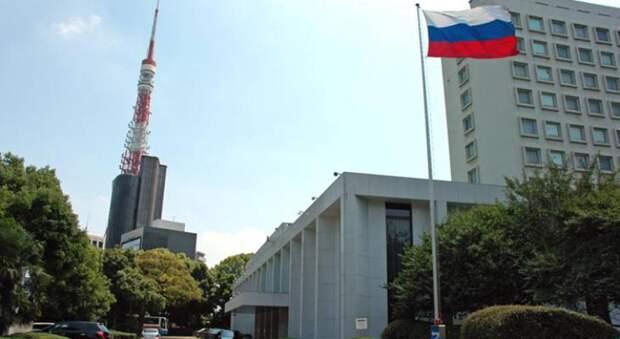 Посольство РФ в Токио призвало МОК привести карту с Крымом в соответствие с реальностью