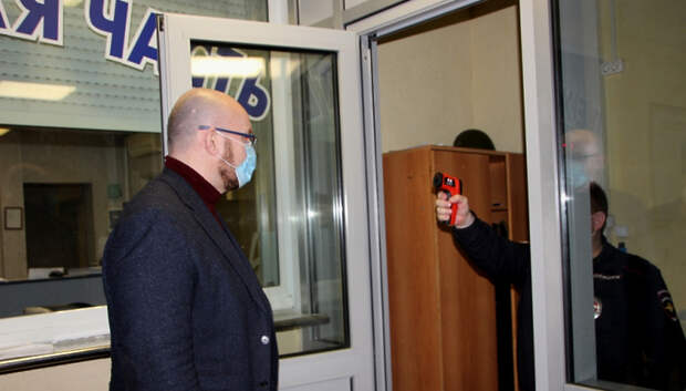 В пунктах полиции Подольска не выявили нарушений в содержании задержанных