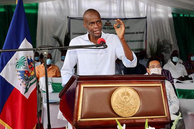 Дети убитого президента Гаити покинули страну