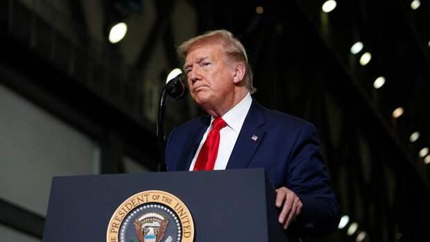 Трамп уверен, что получит Нобелевскую премию