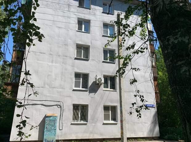 Стены многоэтажки вСоветском районе утеплили после жалоб жителей