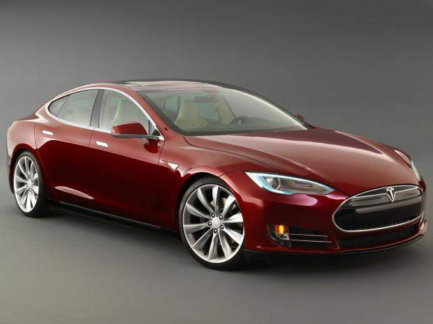 Tesla Model S способна работать несмотря на 10-дневное пребывание под водой