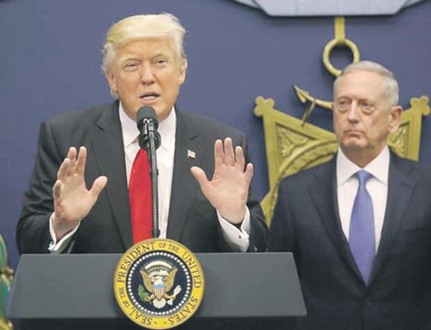 Президент США Дональд Трамп заверяет нацию, что будет уделять модернизации ядерного щита Америки приоритетное внимание. Фото Reuters