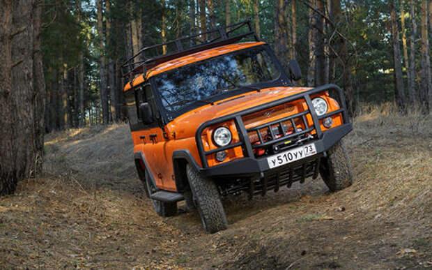 Рыжая «Экспедиция» — стартовали продажи внедорожника УАЗ Хантер