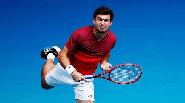 Карацев: «Я был счастлив, даже когда вышел в основную сетку Australian Open»