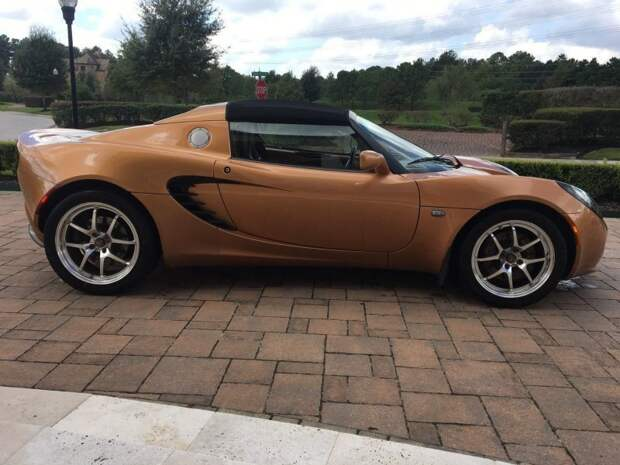 Страховая компания списала Lotus Elise в тотал из-за небольшой царапины на бампере lotis, lotus elise, автмобили, авто, найдено на ebay, продажа авто, страховая компания, царапина