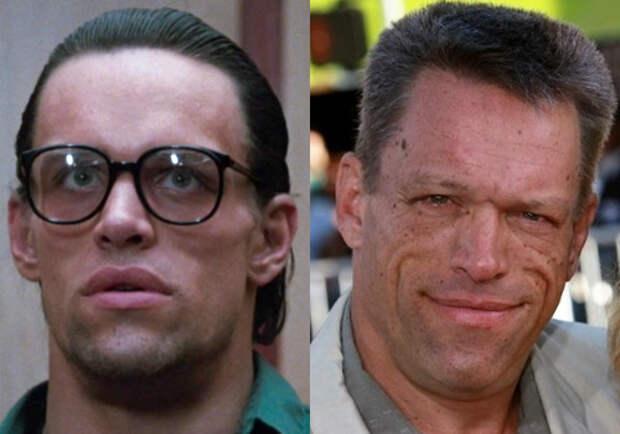 «Кобра»... актёры фильма 30 лет спустя