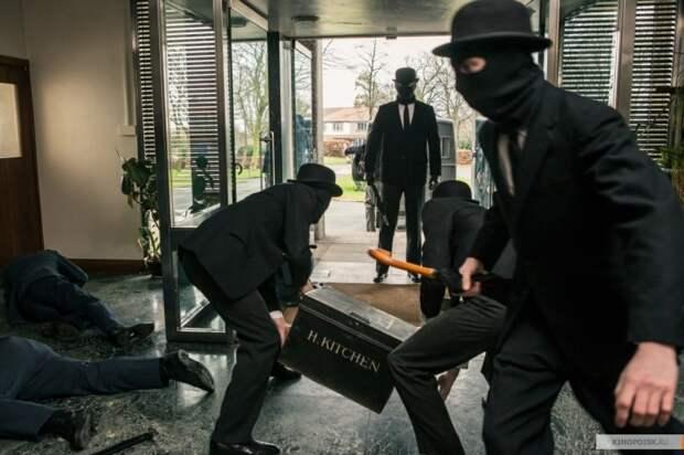 Круче, чем в кино: 6 ограблений вошедших в анналы истории